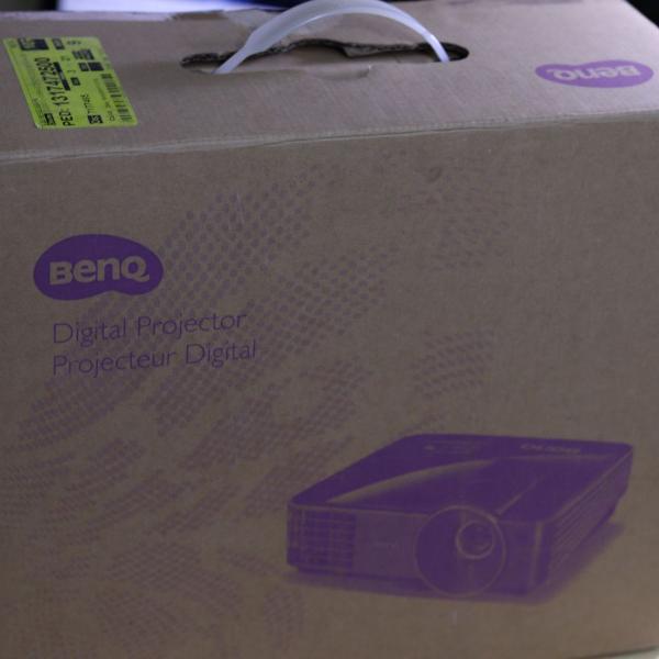 Projetor benq datashow data show retroprojetor benq ms502