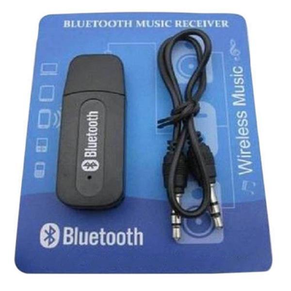 Receptor áudio bluetooth wireless p/carros som música aux