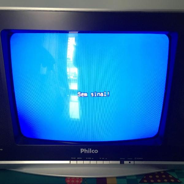 Tv tubo 14p polegadas