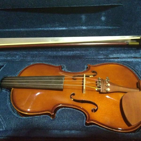 Violino 4/4 ve441 eagle envelhecido