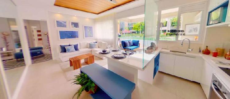 Apartamento com 2 quartos à venda, 59 m² por r$ 370.000