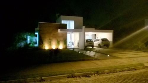 Cond. angra de ipioca casa linear 4 quartos 2 suites