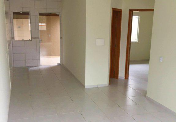 Casa nova 02 quartos - praia itapoa sc