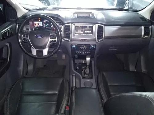 Ford ranger 3.2 limited cab. dupla 4x4 aut. 4p