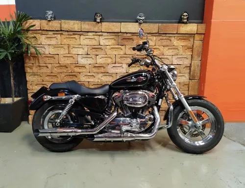 Harley davidson sporster xl 1200 2014