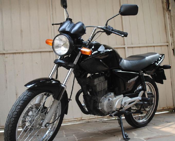 Honda Cg titan 150 esd completa com partida eletrica