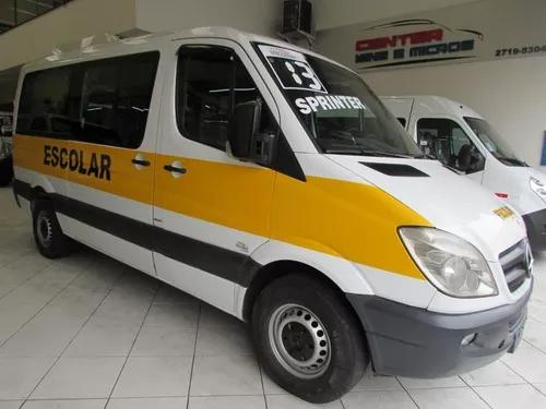 Mercedes-benz sprinter escolar 2013