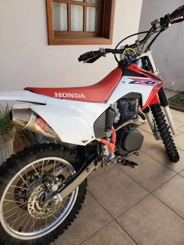 Moto honda crf230f suspensão dianteira preparada s