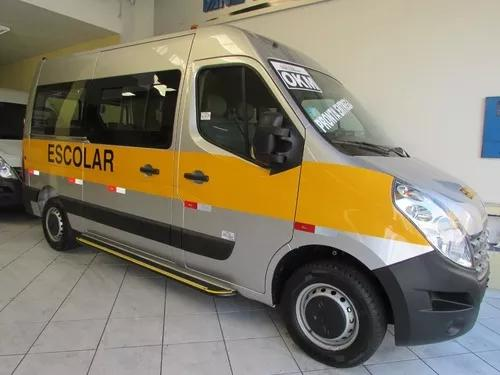 Renault master escolar 16 lugares van escolar