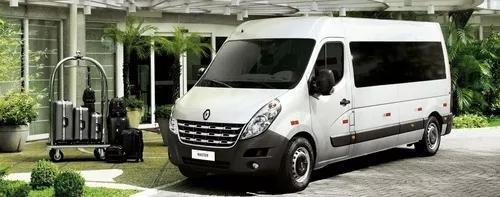 Renault master executiva branca 2020 à pronta entrega