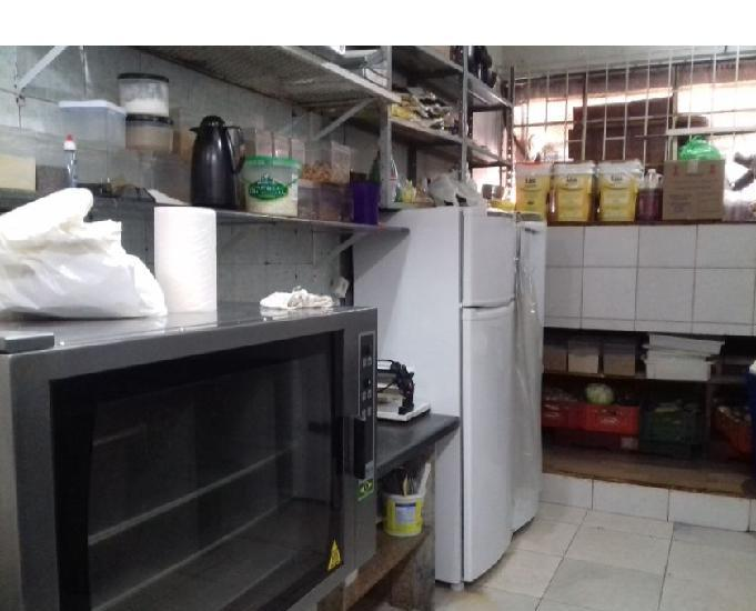 Restaurante buffet no centro de Florianópolis