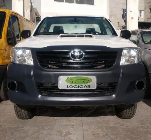 Toyota hilux 3.0 cab. simples chasis 4x4 2p