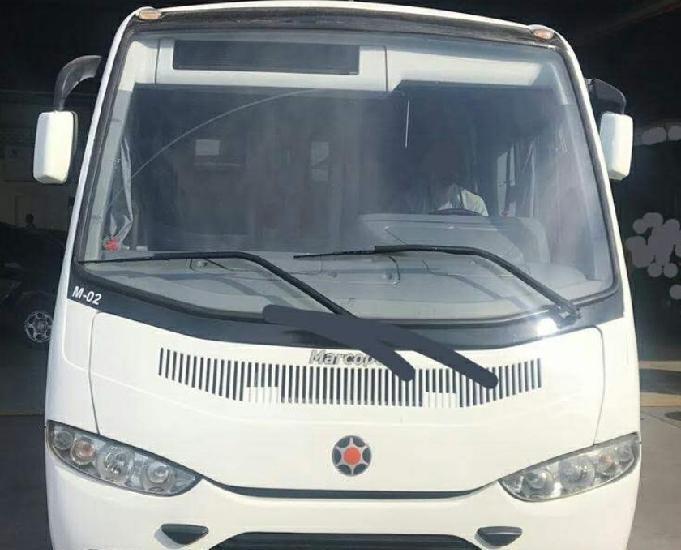 Vendo micro ônibus m.p.senior m.b.b.lo-915 compl.2011.