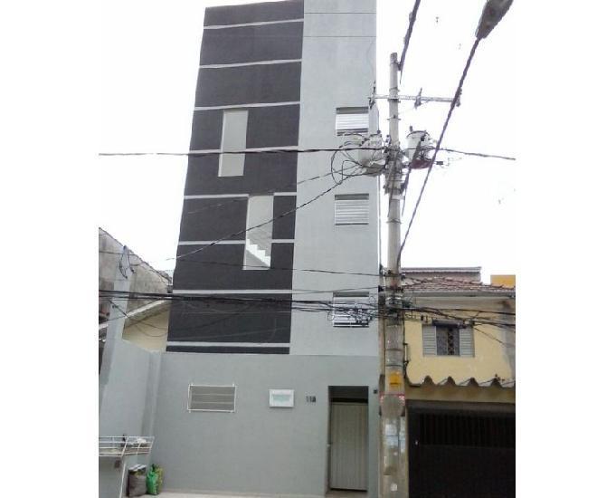 Vila matilde locação quitinetes de 20 m² ao lado do