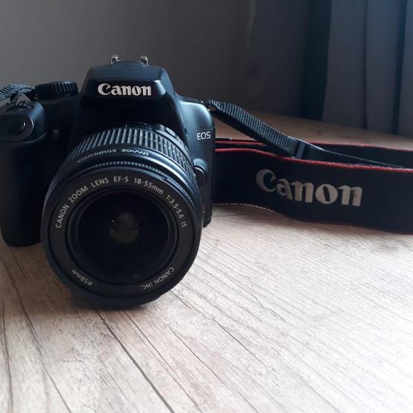 Câmera profissional canon eos rebel xs