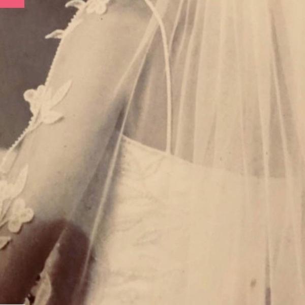 Lindo véu de noiva 1,60 metros