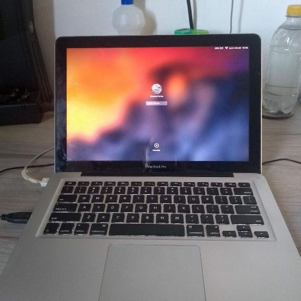Macbook pro ótimo estado com ssd