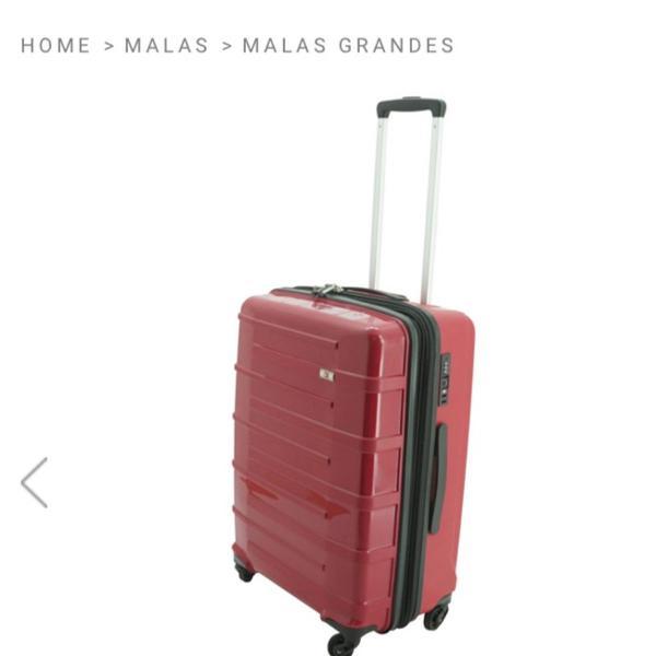 Mala grande bagaggio nova e linda