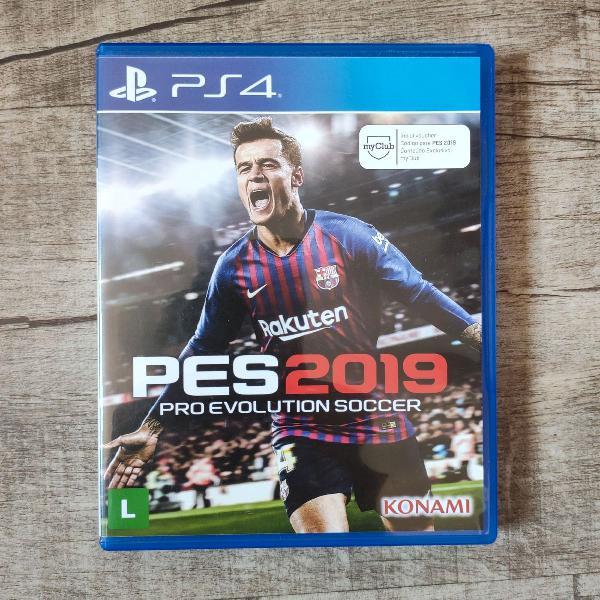 Pes 2019 ps4 playstation 4