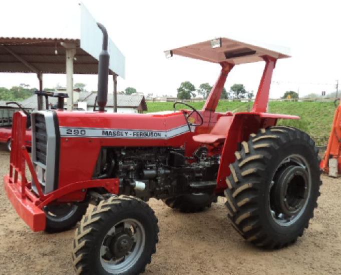Trator mf 290