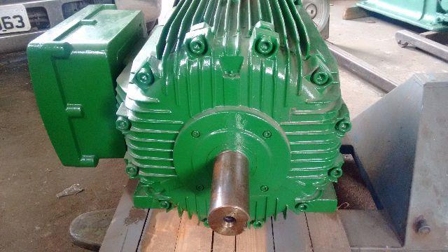 Motor wag 250 cv a prova explosão