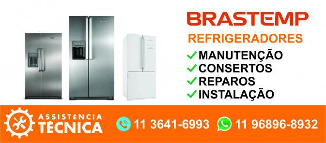 Assistência técnica brastemp refrigerador