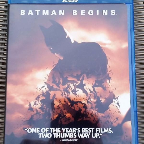 Bluray batman begins
