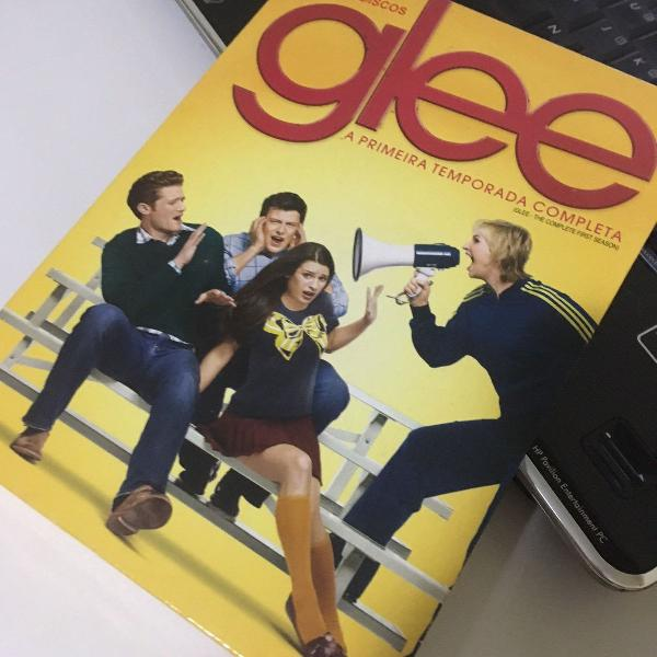 Box glee 1ª temporada