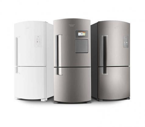 Refrigerador side by side brastemp assistência técnica