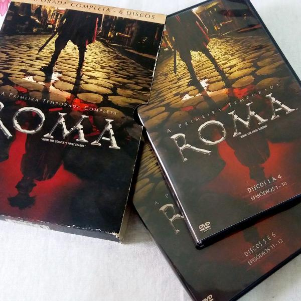 Serie roma 1 temporada completa