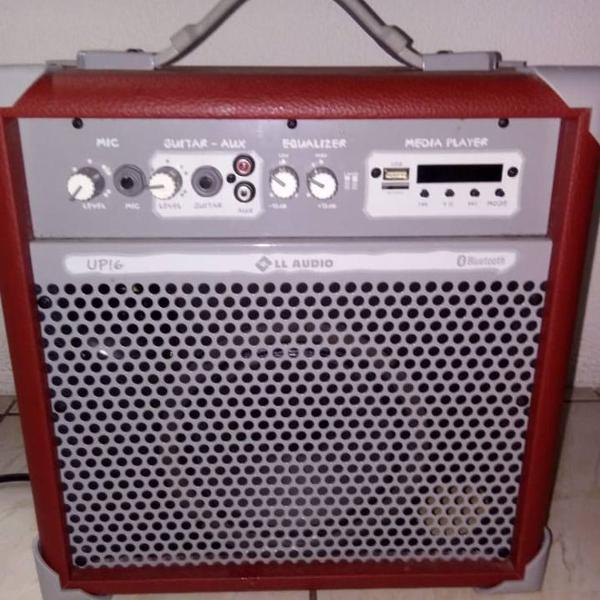 Amplificador ll audio