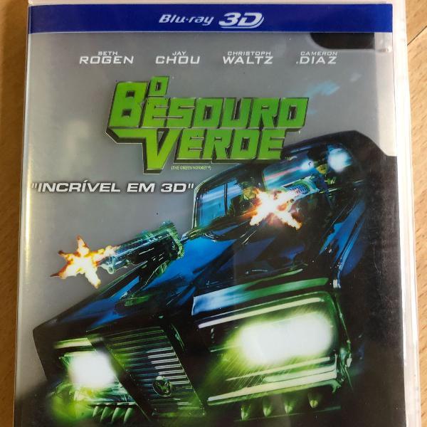 Blu-ray besouro verde