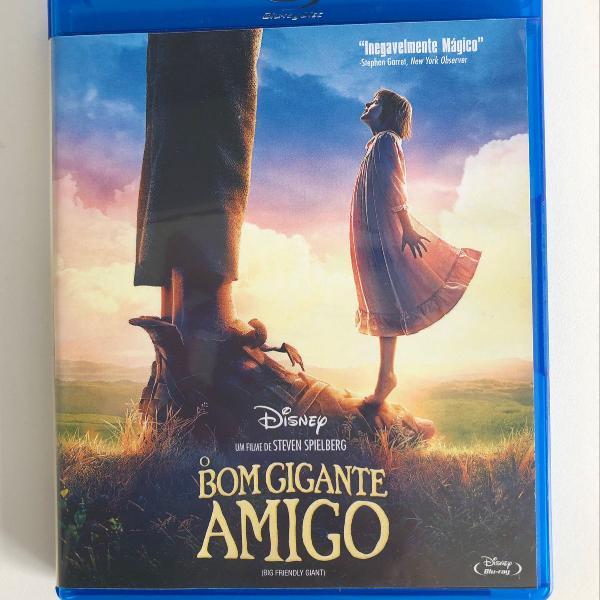 Blu-ray o bom amigo gigante