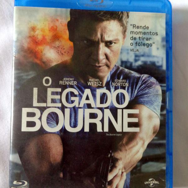 Blu ray o legado bourne bourne legacy