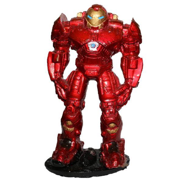 Boneco homem de ferro hulkbuster era de ultron avengers