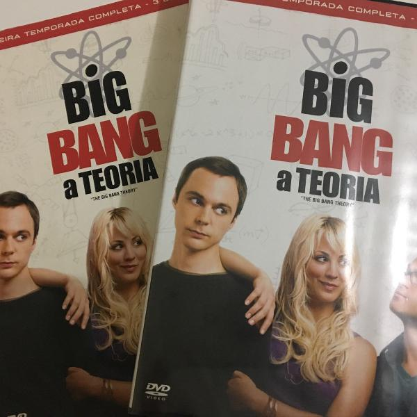 Box the big banh theory - 1ª temporada completa