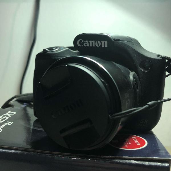 Cânon - power shot 520 hs