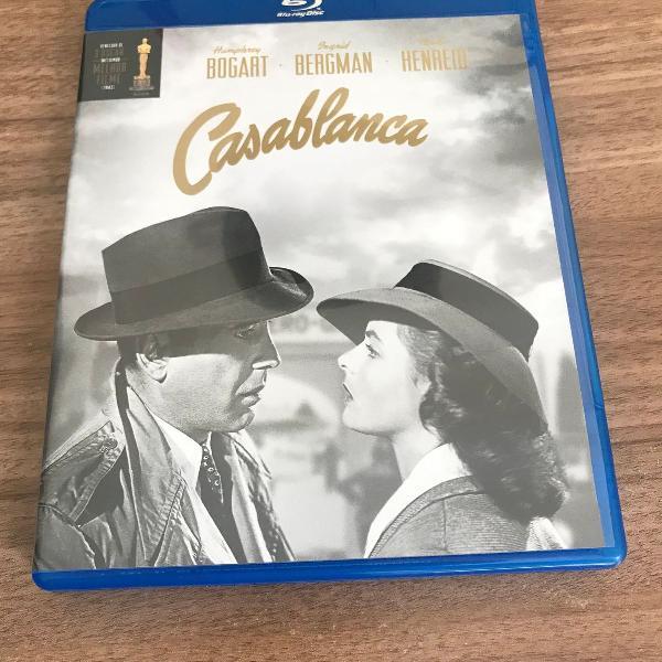 Filme casablanca bluray novo - clássico