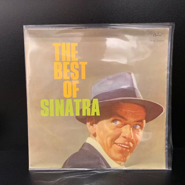 Lp the best of sinatra vinyl