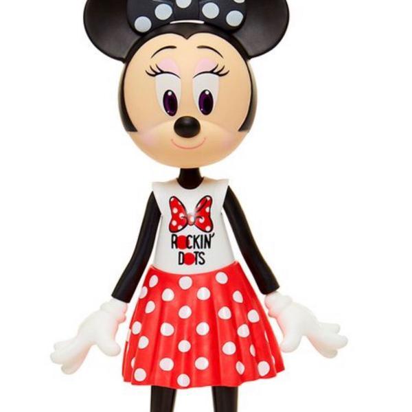 Minnie mouse simples minnie disney. nova, jamais retirada da
