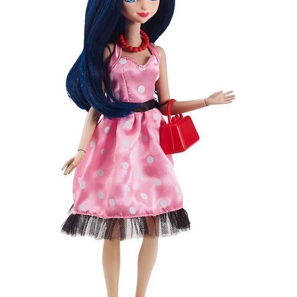 Miraculous marinette fashion doll, 27 cm