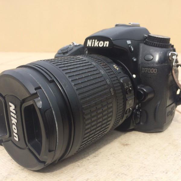 Nikon d7000 zeraaada
