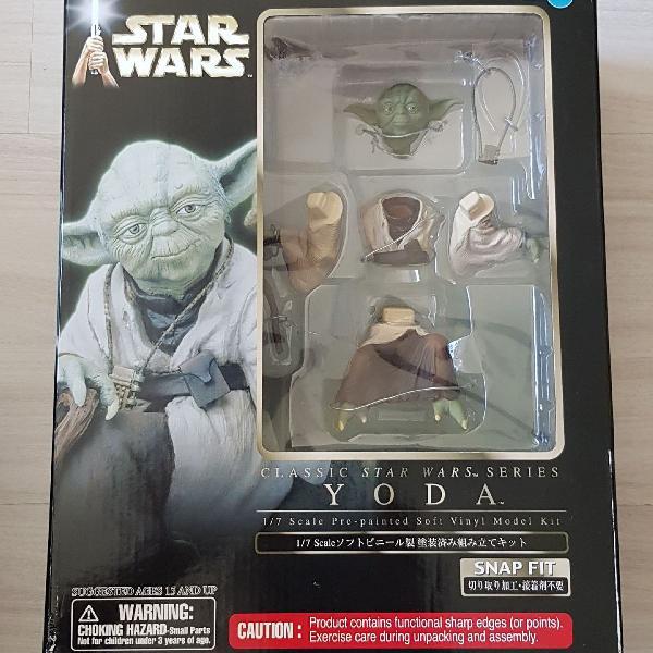 Star wars - kotobukia classic - yoda 1/7 .
