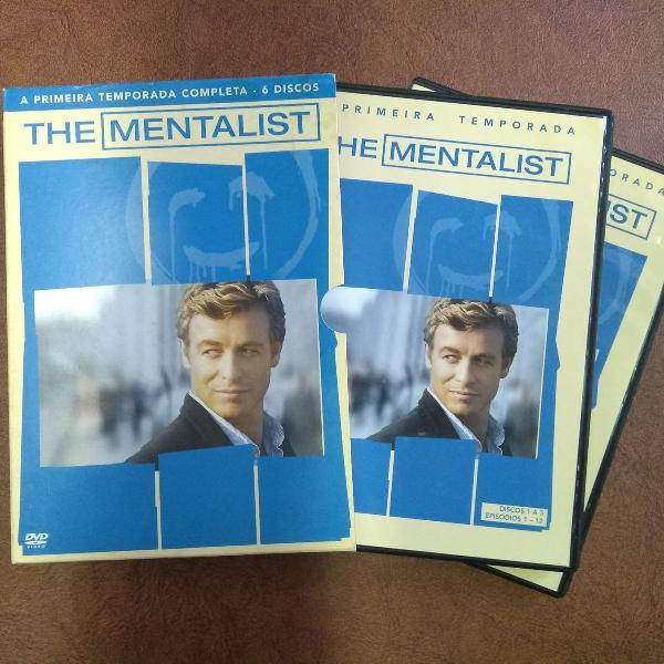 The mentalist primeira temporada completa