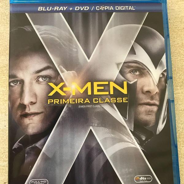 X men first class bluray