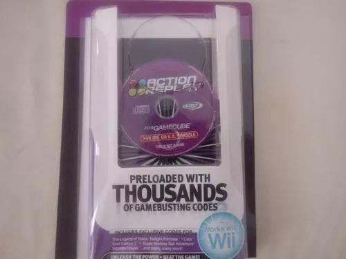 Action Replay Nintendo Gamecube Original