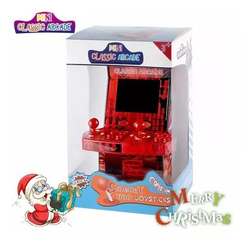 Atualizado mini clássico arcade game armário máquina