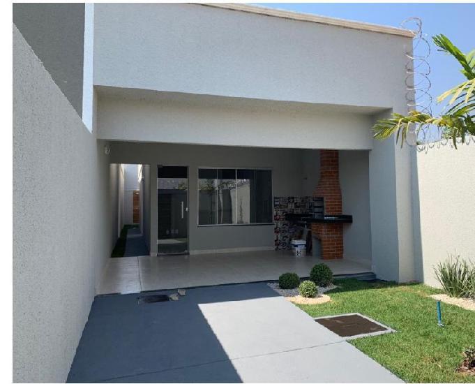 Casa 2 qts 1 suíte residencial canadá r$ 195.000,00