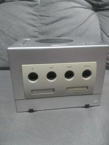 Console game cube platinum