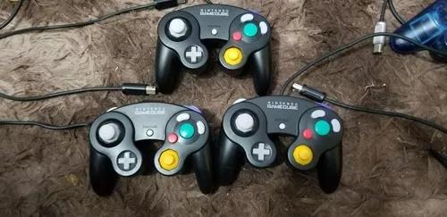 Controle original nintendo gamecube. valor de 1 unidade.